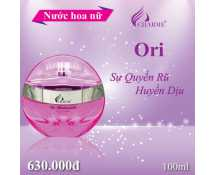 Nước hoa Charme Ori Mademoiselle 100ml