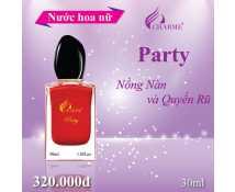 Nước hoa Charme Party 30ml