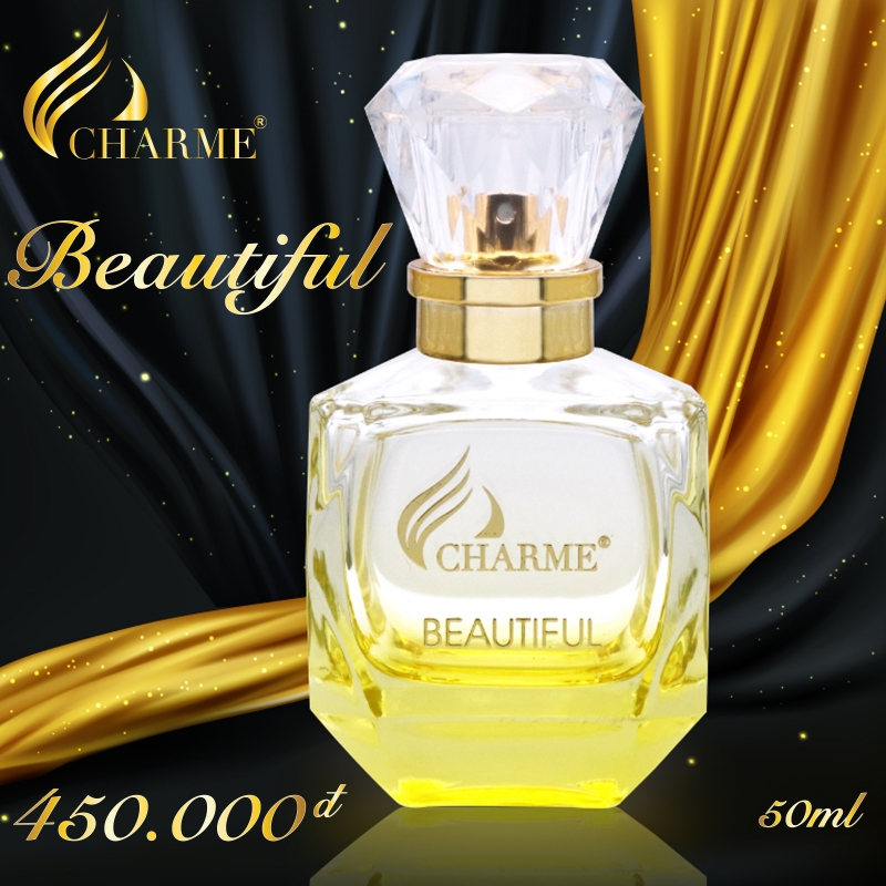 NƯỚC HOA CHARME BEAUTIFUL 50ML